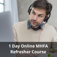 Mental Health First Aid Refresher (1d)