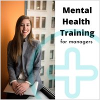 Mental Health Training for Managers (4hrs)